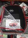 Авточохли Favorite на Opel Zafira B 2005 мінівен, фото 2