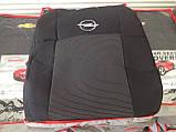 Авточохли Favorite на Opel Zafira B 2005 мінівен, фото 4