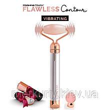 Электрический ролик массажер для лица Flawless Facial Roller   Вибромассажер Flawless contour Флаулесс контур