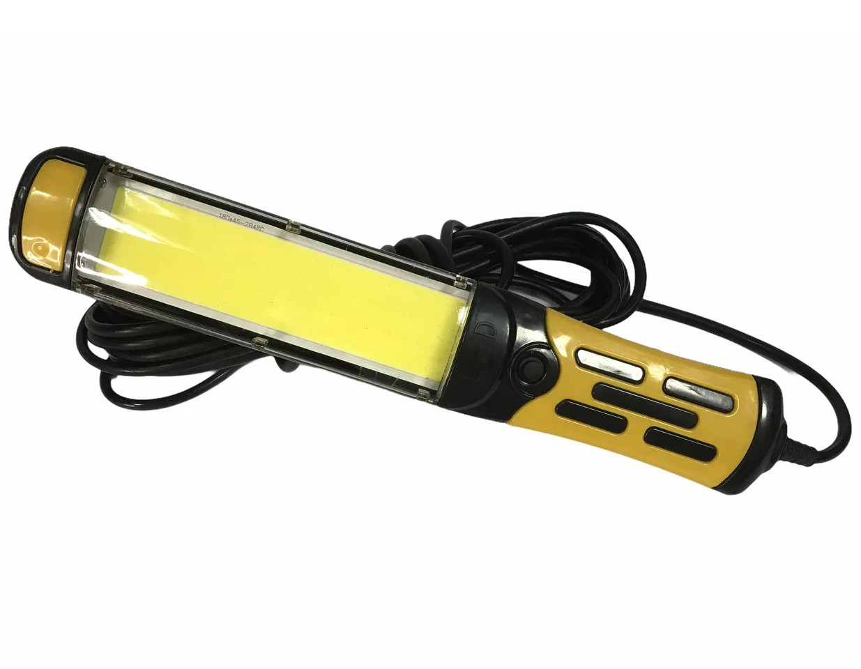Фонарик с магнитом для СТО Working Lamp BL-9096 светодиодный 220В кабель 9 м фонарь