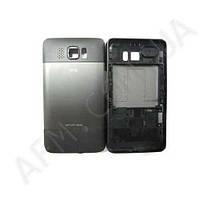 Корпус AAA HTC T8585 HD2 (черный) сенсорная модель