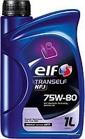 Трансмиссионное масло ELF Tranself NFJ 75W80 (1л.)