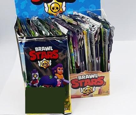 Картки Brawl Stars опт