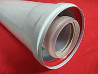 Удлинитель 1м (1000мм) 60/100 конденсационный