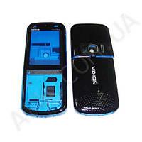 Корпус ААА Nokia 5320 (синий)+русская клавиатура