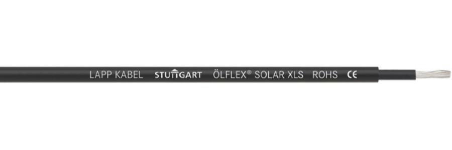 Кабель для сонячних батарей Olflex Solar XLS-R 1x16 WH/BK (0023105)