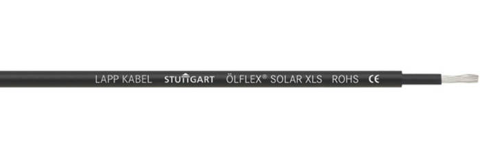 Кабель для солнечных батарей Olflex Solar XLS-R 1x16 WH/BK (0023105)