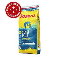 Josera SensiPlus 15кг -гіпоалергенний корм для собак (качка і рис)