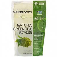 "Зеленый чай Матча MRM ""Matcha Green Tea Powder"" (170 г)"