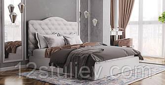 Мягкая кровать Каролина 1 с подъемным механизмом Свит Меблив 160*200