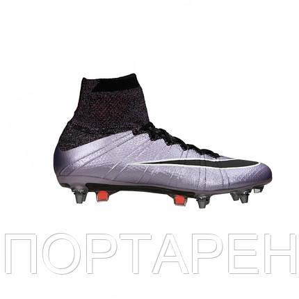 Профессиональные футбольные бутсы Nike Mercurial Superfly SG Pro  641860-580, фото 2 326f2b3361e