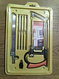 Багатофункціональний набір від компанії HILDA 7 в 1 пила, ножевка, лобзик, фото 9