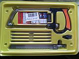 Багатофункціональний набір від компанії HILDA 7 в 1 пила, ножевка, лобзик, фото 10