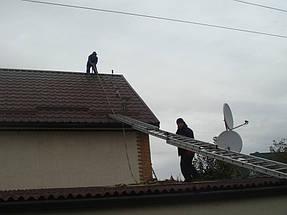 Автономная электростанция в г. Подгороднее, Днепропетровская обл. 3