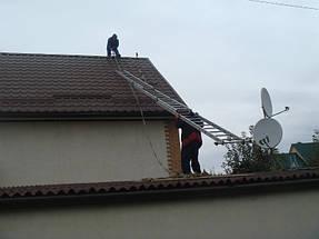 Автономная электростанция в г. Подгороднее, Днепропетровская обл. 4