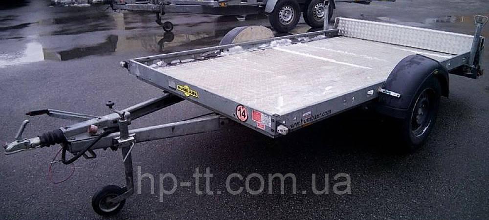 Аренда прицепа лафета для перевозки квадроцикла и багги Humbaur KFT 1500 №14