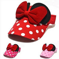 Очень красивая и стильная кепочка для девочки. Кепка детская. Высокое качество. Доступная цена. Код: КД51, фото 1