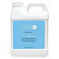 CND (Creative Nail Design) Oбезжириватель и антисептик Shellac, Scrub Fresh 946 мл