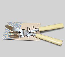 Пакет для столовых приборов 190х72х0 (Бурый крафт)
