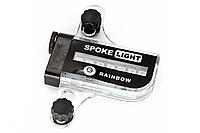 Підсвічування на спиці колеса BC-L02A LED з датчиком руху, харчування 1*ААА