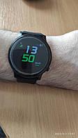 Смарт часы S2 smart bracelet черные