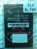 Аккумулятор Fly BL7401 IQ238 Jazz