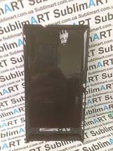 Чехол для 2D сублимации пластиковый на Sony Xperia C3 черный, фото 3