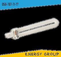 Лампа люминесцентная энергосберегающая e.fl.pl G23 9Вт  6400К