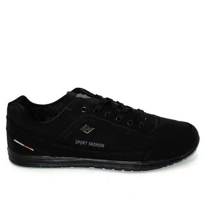 Чорні кросівки 47-50
