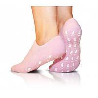 Увлажняющие спа носочки для пилинга стоп и педикюра BEELY
