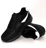 Трикотажные мужские кроссовки с неоновым верхом  47 48 49