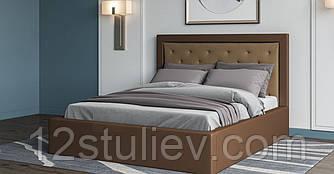 Мягкая кровать Каролина 4 с подъемным механизмом Свит Меблив 160*200