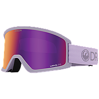 Удобные лыжные очки и маска сноубордическая Dragon DX3 OTG Ultraviolet горнолыжная маска на очки Lumalens