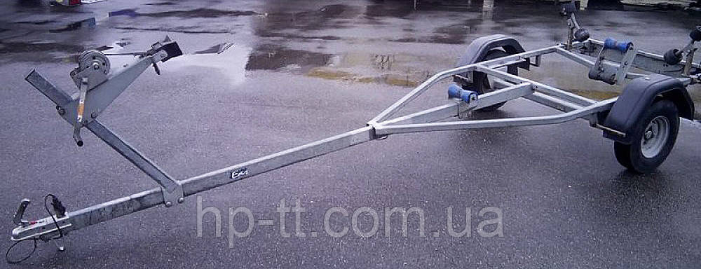 Оренда лафети для транспортування човна Easyline ES600 №18