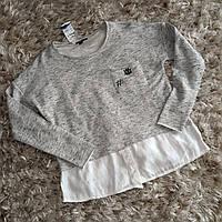 Кофта -Блузка для девочек 152/158  рост