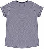 Детская футболка для девочки 1-1.5 года, 80-86 см Minoti, фото 2