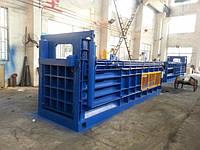Горизонтальный пресс для макулатуры и пластика Y82-100
