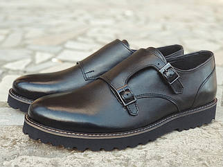 Чоловічі чорні Туфлі Monki