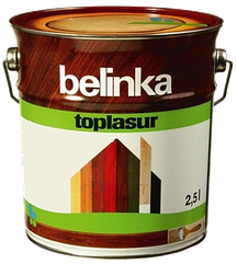 Belinka Toplasur 10 л, Белая 11