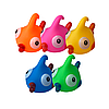 """Детские игрушки для ванной """"Рыбки"""" (5 шт)"""