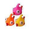 """Дитячі іграшки для ванної """"Рибки"""" (3 шт)"""