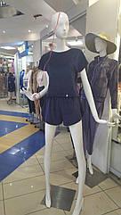 Піжама жіноча футболка та шорти синього кольору, м'які м'який плюш. Туреччина S. М. L. XL