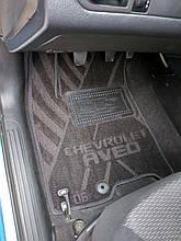 Композитные коврики в салон Chevrolet Aveo с 2006-2012 гг. (Avto-tex)