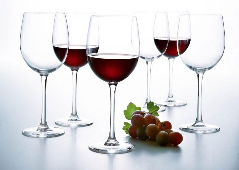 Набір келихів для вина Luminarc Versalles 360мл 6шт 1483G