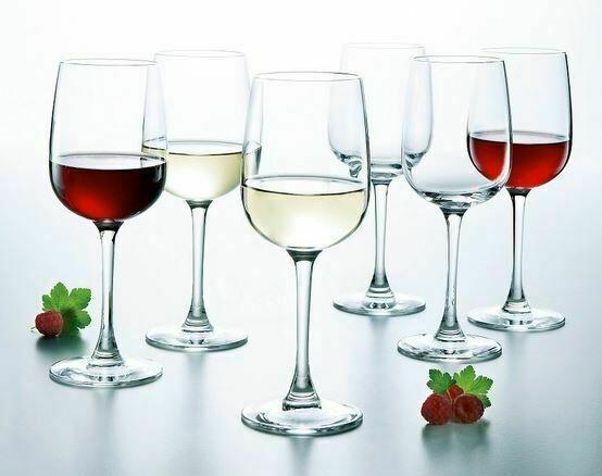 Набор бокалов для вина Luminarc Versalles 720мл 6шт 1041N
