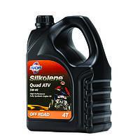Масло для квадроциклов и вездеходов FUCHS Silkolene QUAD ATV 5w-40 (4л.) для 4-тактных двигателей