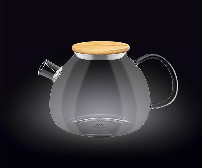 Чайник з термоскло Wilmax Thermo 1.5 л WL-888825