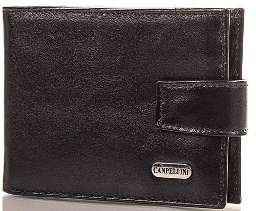 Классическое кожаное портмоне для мужчин CANPELLINI (КАНПЕЛЛИНИ) SHI1410-2