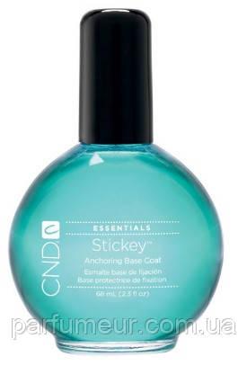 CND (Creative Nail Design) Stickey – Пластичний, сверхлипкий базовий шар 68 мл