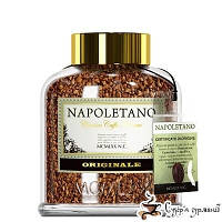 Растворимый кофе NAPOLETANO Originale 100г